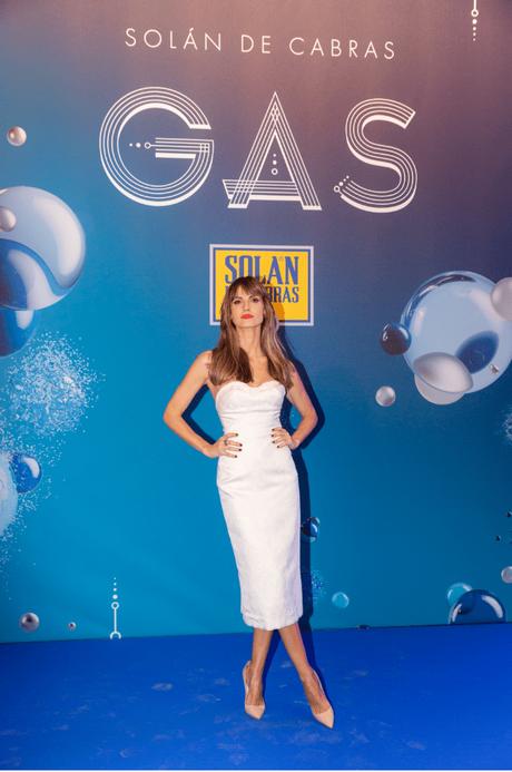 Ariadne Artiles, Lucía Villalón, Marta Hazas, Jaime Astrain y Ana Rujas presentan Solán de Cabras Gas