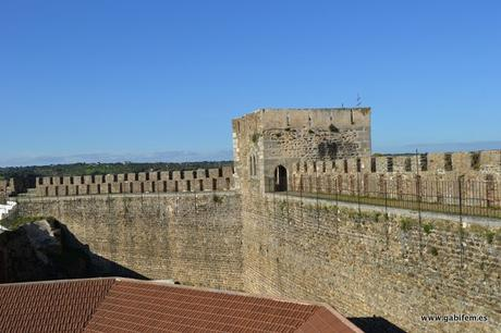 Castillo Templario de Fregenal de la Sierra