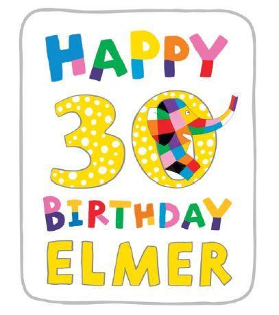 Nos iniciamosen la lectura con Elmer, el elefantemulticolor