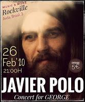 Concierto de Javier Polo en La Rockville