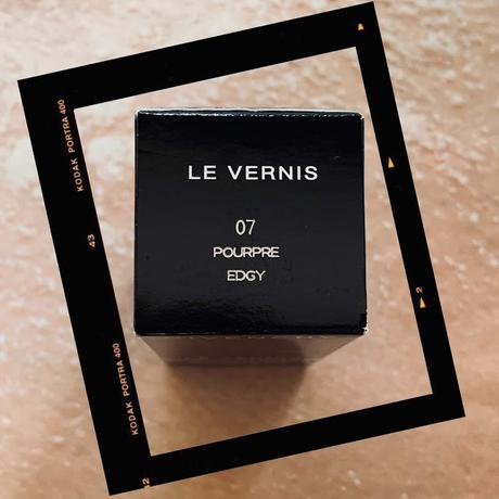 GIVENCHY LE VERNIS 07 POURPRE EDGY