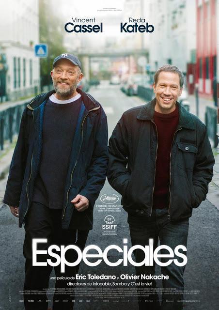 Crítica: Especiales de Olivier Nakache y Eric Toledano