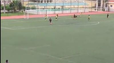 Resultados Fin desemana 22-23 Febrero. Escuela de Fútbol AFA Angola