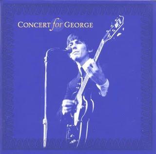 Paul McCartney, Eric Clapton, Jeff Lynne, Ringo Starr - Something (Live) (2002)