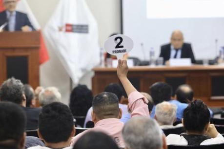 Pronabi subasta hoy inmuebles incautados y decomisados por delitos de corrupción