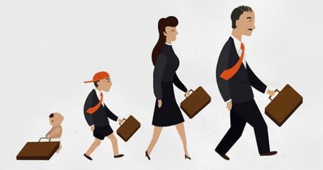 Seis modelos de participación de los hijos en la empresa familiar