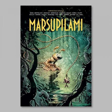 Marsupilami, un secundario de lujo convertido en estrella