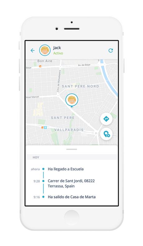 Qustodio lanza 'Tus Sitios', una nueva funcionalidad de su herramienta de geolocalización