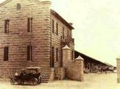 Antigua oficina Ferrocarril: fuego consume años historia