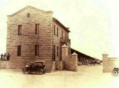 Antigua oficina del Ferrocarril: fuegoconsume 130 años de historia
