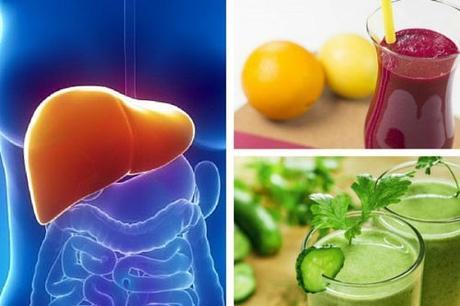 ¿Cómo limpiar la sangre y el hígado de manera natural?