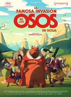 Los osos de Sicilia invaden la cartelera