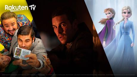 Frozen II y Si yo fuera rico llegan a Rakuten TV en 4K HDR