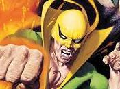 Iron fist superhéroe artes marciales