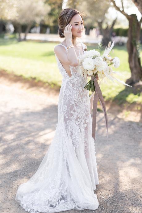 Wedding destination en un castillo novia vestido bride dress