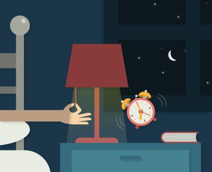 horario de sueño