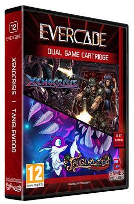 Acción y aventura de actual generación se unen al catálogo de Evercade