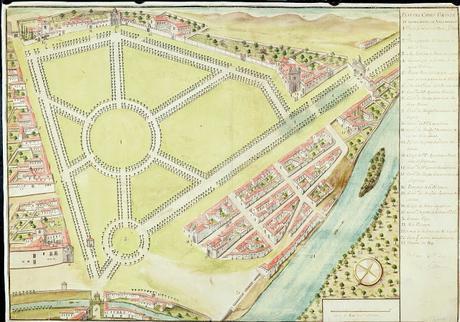 Los orígenes de la Plaza Zorrilla