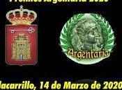 FALTES Gala Premios Argentaria 2020 Villacarrillo