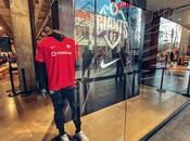 nueva equipación oficial Vodafone Giants presenta sociedad