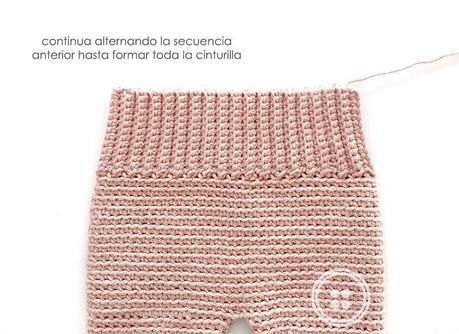 Cómo hacer una Polaina de Crochet para bebé - Patrón y Tutorial -