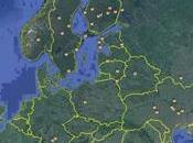 Descubre Google Earth cráteres grandes Tierra