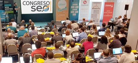 El Congreso SEO Profesional reúne a grandes expertos SEO el próximo 28 de Marzo en Madrid
