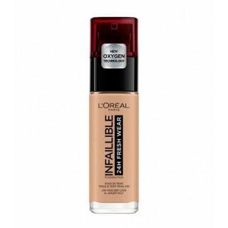 Maquillaje de larga duración con alta cobertura