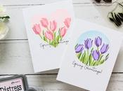 Layer Spring Cards