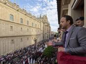 Saimaza sortea balcones para disfrutar Semana Santa sevillana