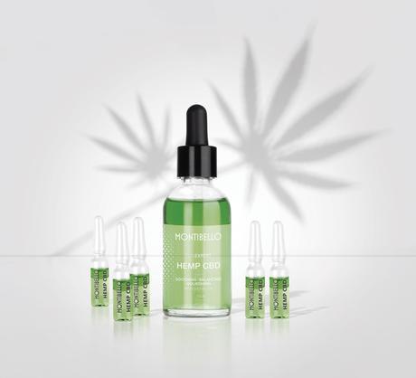 Skin Expert HEMP CBD de Montibello, la primera línea con cannabis