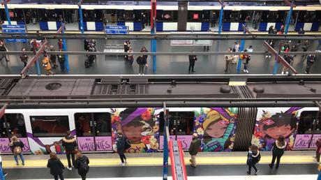 8 de Marzo | Metro de Madrid