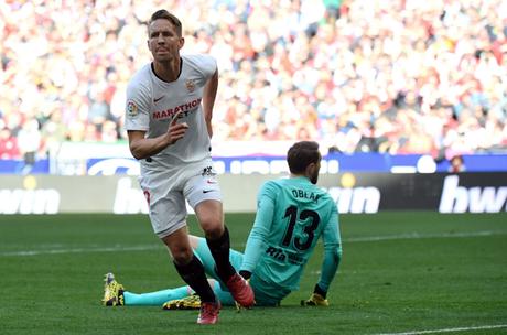 Crónica Atlético de Madrid 2 - Sevilla FC 2