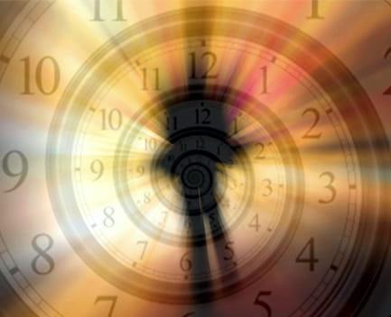 retroceder el tiempo