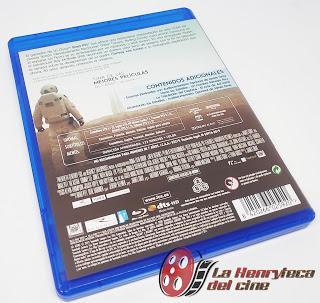 Ad Astra, análisis edición Blu-ray