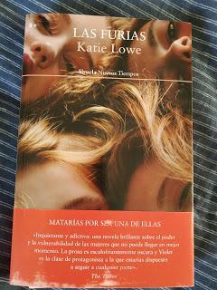 """Reseña de """"Las Furias"""", de Katie Lowe"""