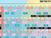 SanSan Festival abril anuncia horarios