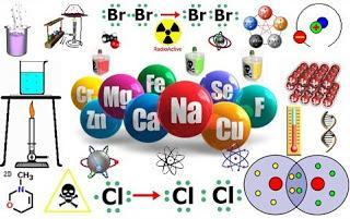 Química inorgánica - Paperblog
