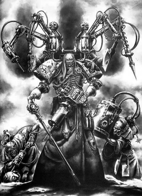 Warhammer Community hoy: Resumen en dos partes (Y Pt II)