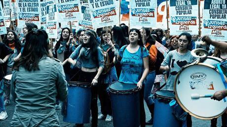 La ola verde (Que sea ley), de Juan Diego Solanas: Documental sobre el aborto clandestino en Argentina.