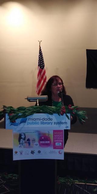 Grito de Mujer 2020-Miami-USA