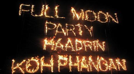 Calendario Full Moon Party 2020