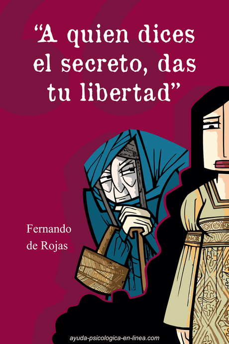 Frase Fernando de Rojas