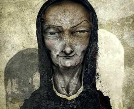 Celestina alcahueta poster