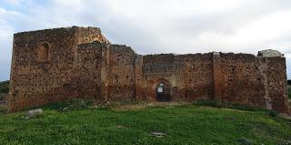 Imagen del mes: Ermita del Espíritu Santo, en Oliva de Mérida