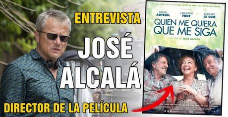 Entrevista José Alcala, director