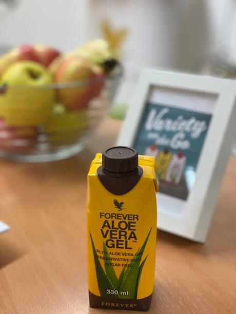 Beneficios de beber Aloe Vera por Forever Living.