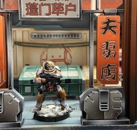 Operation Kaldstrom: Figuras de Yu-Jing desveladas