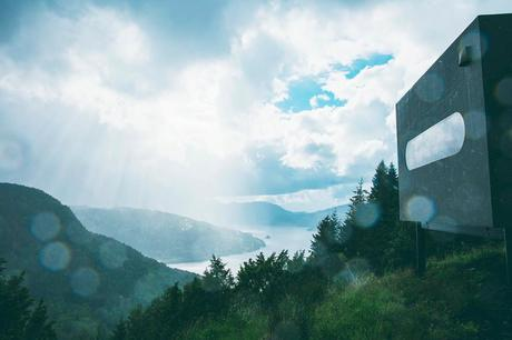 Birdbox – la cabaña minimalista para aventureros.