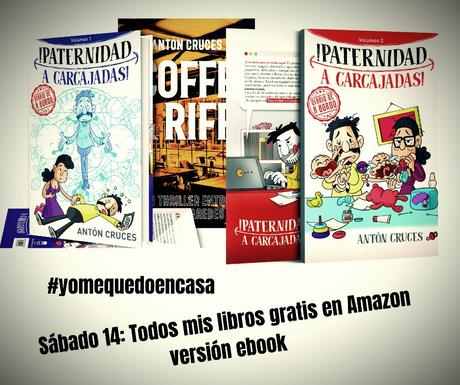 Paternidad a Carcajadas: #yomequedoencasa